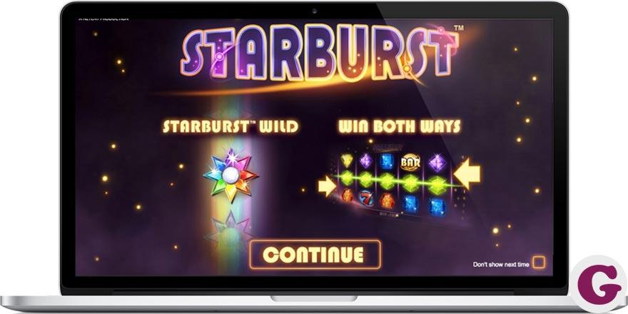 Starburst-computer