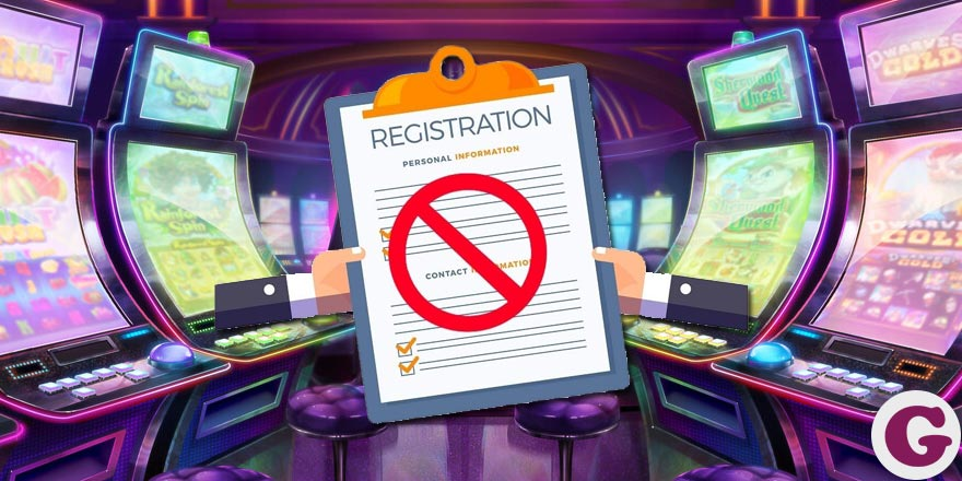 Casino Technology: The Hype Around Casinos Without Registration